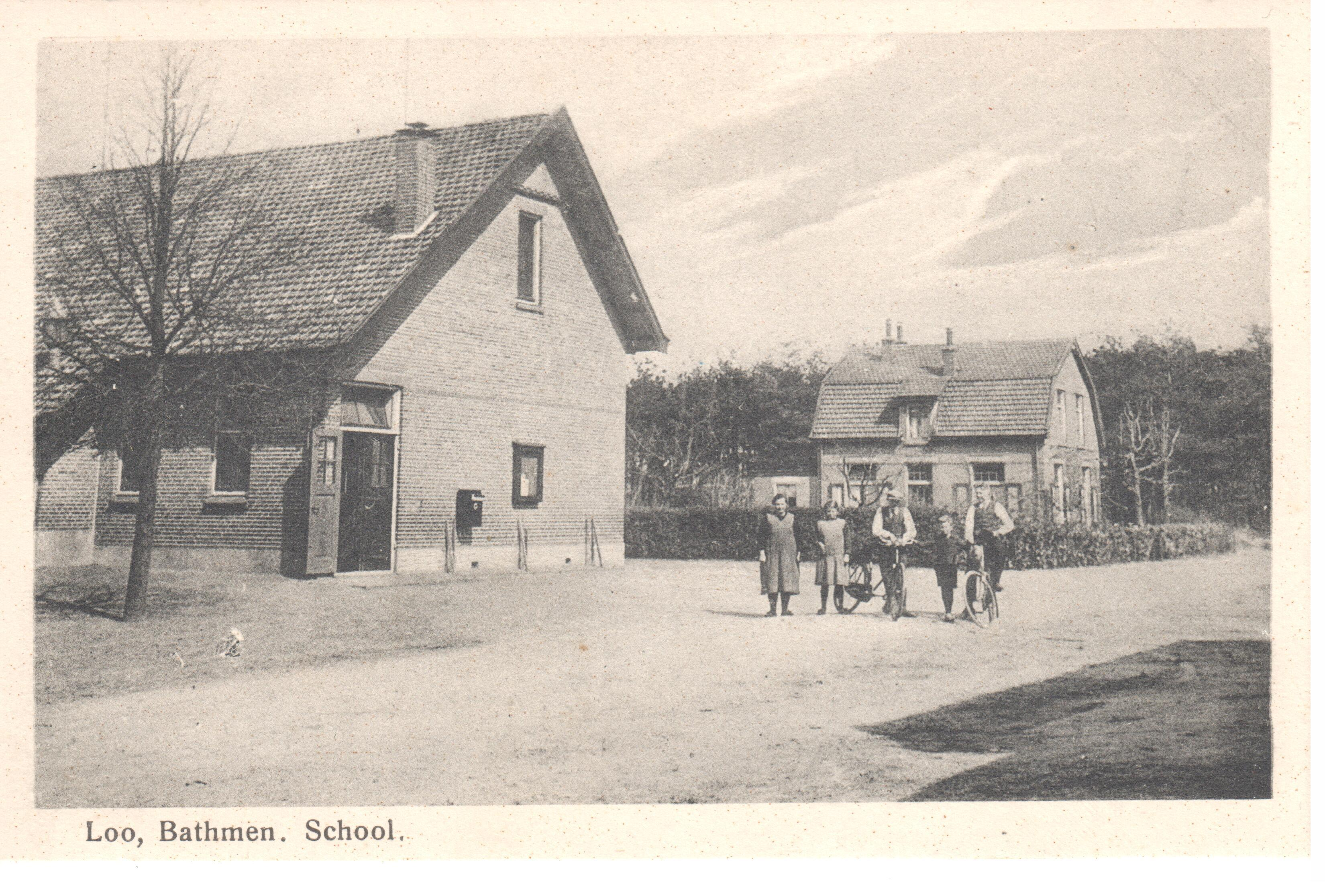 Looschool, Bathmen 1915